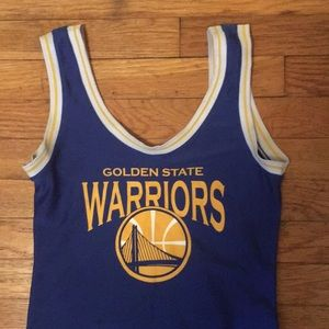 NBA Other - NBA Golden State Jersey bodysuit